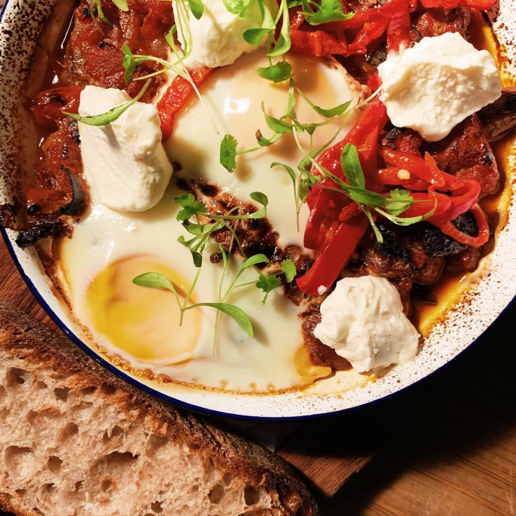 Best Baked Eggs in London